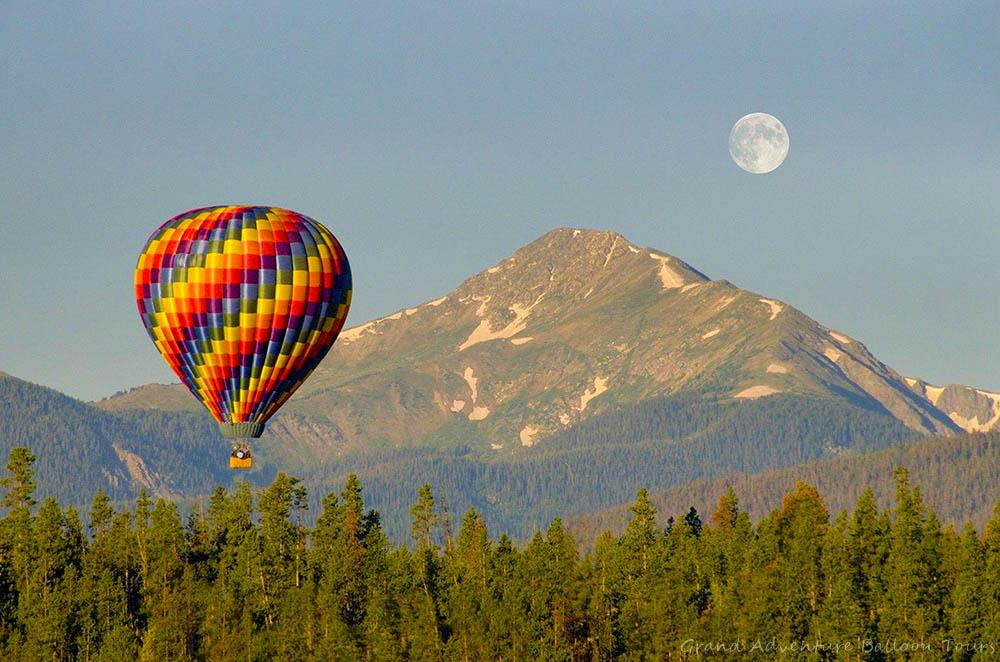 Colorado Balloon Rides Winter Park, Denver, Breckenridge