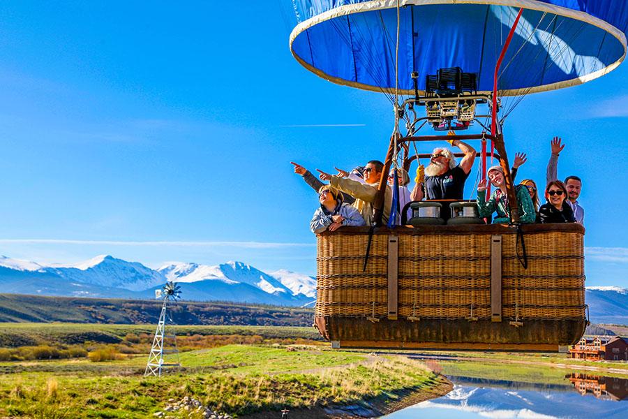 Grand Adventures Colorado Balloon Rides